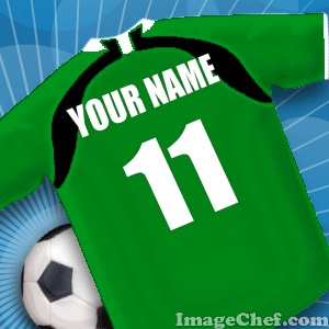 Soccer Jersey Image