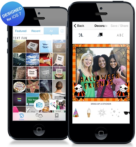 ImageChef for iPhone and iPad