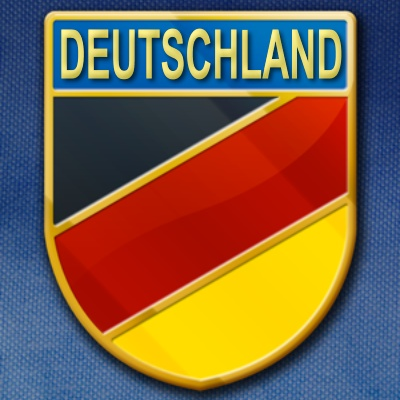 Germany Pin