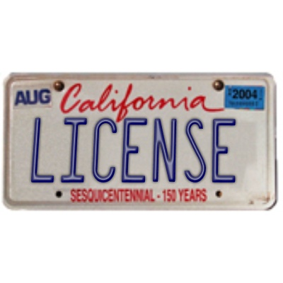 License Plate