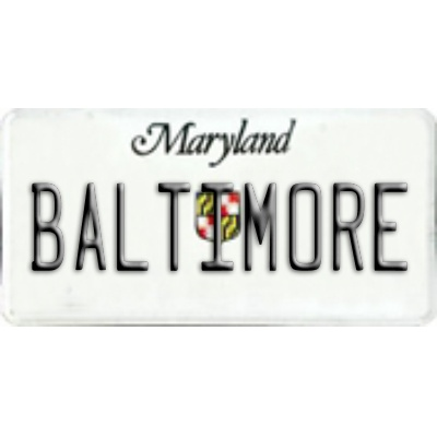Placa de Maryland