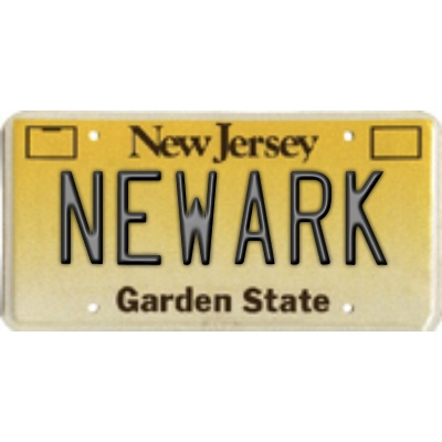 New Jersey License Plate Imagechef