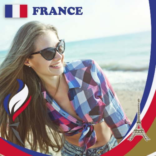 Cheer for France